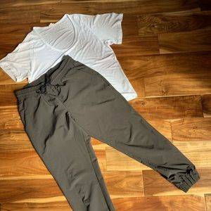 Outfit Bundle:MPG Evade Joggers + Wilfred Free Tee